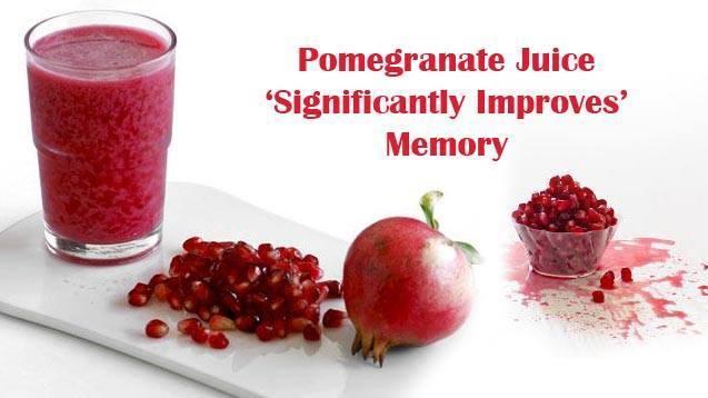 Amazing Health Benefits of Pomegranate Juice